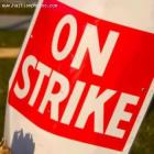 Hospital of the State University of Haiti(HUEH) on Strike