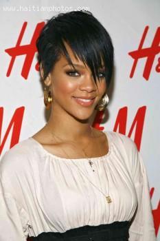 Rihanna adopting child from Haiti
