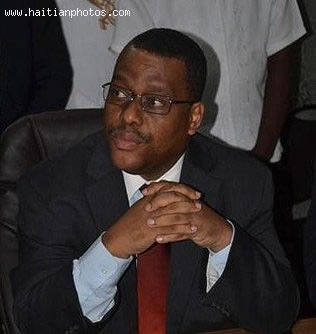 Dr. Garry Conille received vote from Haiti parliament