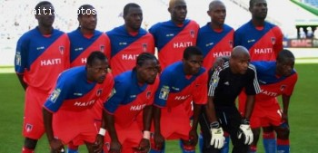 The 2011 Haiti National Football team