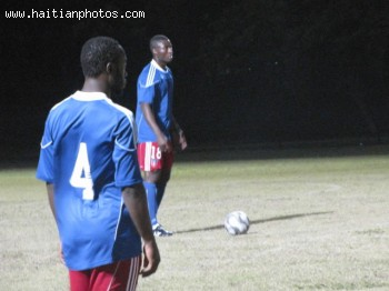 The Grenadiers Haiti National Soccer Team in Miami