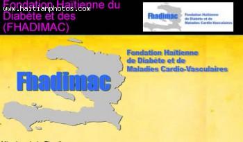 FHADIMACreported That 15 Percent Of Haitians Is Diabetic