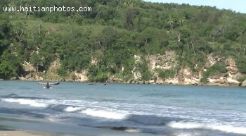 Abricots And Its Beaches In Haiti, A Tourist Location