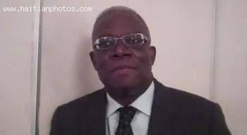 Herve Denis, Chambre de Commercre et des Industries d'Haiti (CCIH) 2