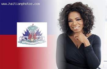 Oprah Winfrey to visit Haiti in series called Oprah's Next Chapter