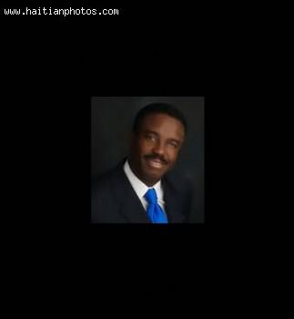 Former Member Of Florida House Of Representatives, Phillip J. Brutus