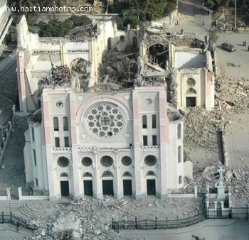 Three Bells Of The Cathedral Of Port-au-Prince Secured By Brazilian Team