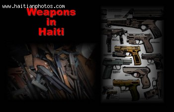US is considering lifting of embargo on the sale of weapons in Haiti