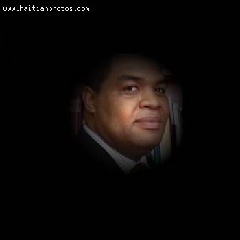 Michel Brunache, the New Haiti Minister of Justice in Haiti