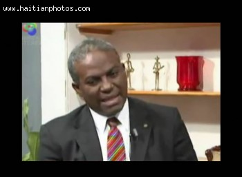 Maxime Charles and the Liquidity of US Dollars in Haiti