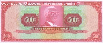 Money transfer to be delivered in Haitian Gourdes