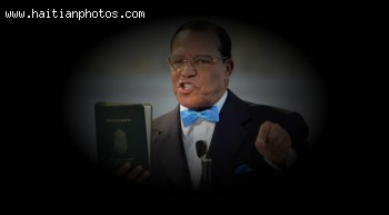 Haitian Voodoo is religion of Freedom according to Louis Farrakhan