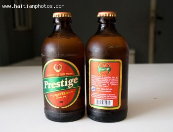 Brasserie Nationale d'Haiti S.A. and Haitian Beer Prestige