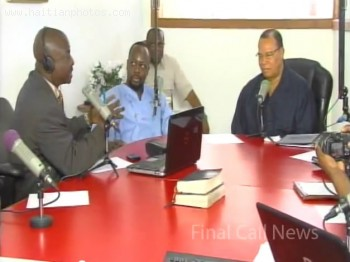 Radio Caraibes Interview With Minister Louis Farrakhan, Wyclef Jean