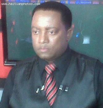 Sports Columnist For RadioTelevision Caraibes, Ronald Vaval, Arrested