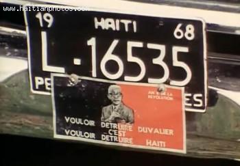 Francois Duvalier - Vouloire Detruire Duvalier C'est Vouloir Detruire Haiti
