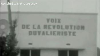 Duvalier Sign, Voix De La Revolution Duvalierist.