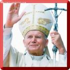 Pope John Paul II visited Haiti in 1983 and Polish contribution to the Slave rebellion