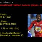 Jeff Louis, Haitian Soccer Player Attacked In Mirebalais By Police