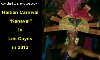 Haiti Carnival in Les Cayes in 2012, Goodbuy Port-au-Prince