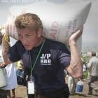 Sean Penn, the New ambassador-at-large for Haiti