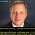 U.S. Senator Dick Durbin visits Haiti with focus on recovery and reforestation of environment