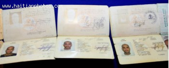 The Passport Of Michel Martelly