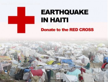 Red Cross looking at investing money donated for Haiti