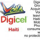 Digicel Acquires Haitian company