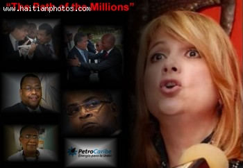 The Path of Millions by Nuria Piera naming Michel Martelly in corruption