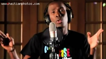 Belo Haitian Musician