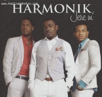 Harmonik In The Album Jere'm
