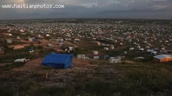 Haiti Earthquake 2010 Tent City