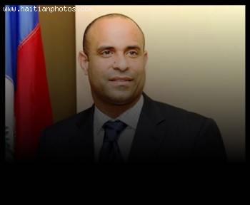 Prime Minister Of Haiti Laurent Lamothe Replaces Garry Conille