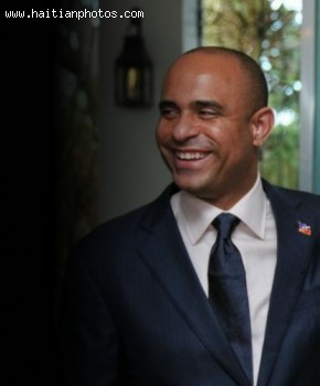 For Minister Of Foreign Affairs Laurent Lamothe And New Prime Minister