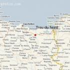 Map Of Trou Du Nord, Haiti