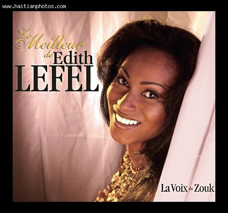 Edith Lefel Biography