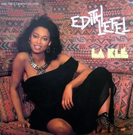 Edith Lefel Photo Queen Of Zouk Music