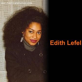 Edith Lefel, The Caribbean Diva