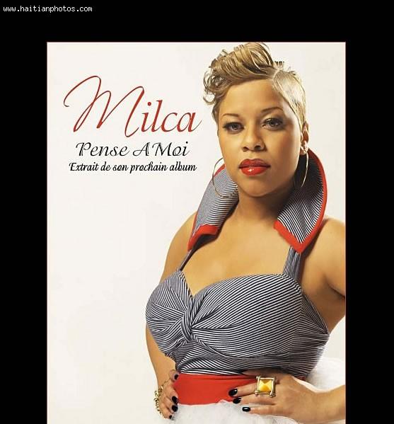 Haitian Artist Milca