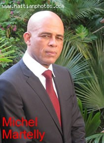 Rencontre obama michel martelly