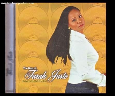 Farah Juste Sings Against Political Forces
