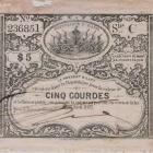 Reevaluation Of The Haitian Currency, Gourde