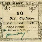 The History Of Haiti Currency, Gourde, Dollar