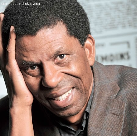 Dany Laferriere A Haitian-Canadian Novelist