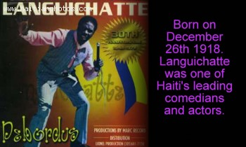Theodore Beaubrun, A Talented Haitian Artist Comedy