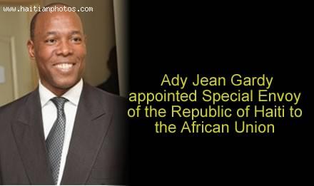 Ady Jean Gardy A Haitian Media Expert