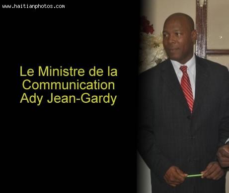 Ady Jean Gardy Biography
