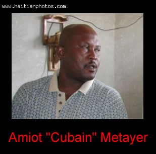 Cannibal Army Formed By Amiot Metayer In Gonaives