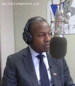 Paul Altidor, The New Ambassador Of Haiti To The U.S.